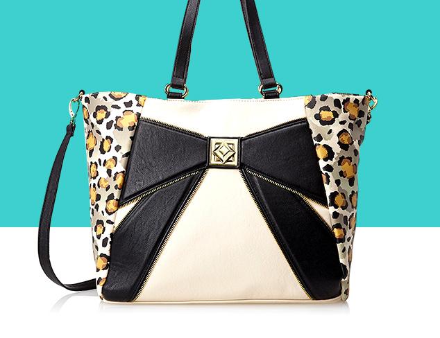 $69 & Under: Betsey Johnson Handbags at MYHABIT