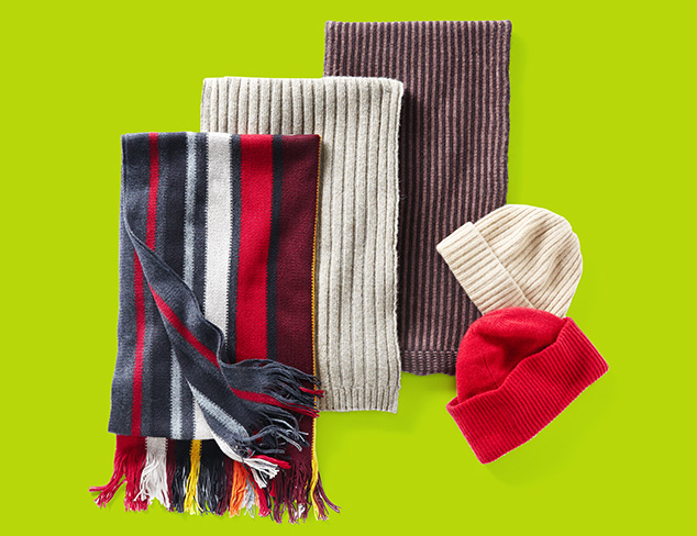 $89 & Under: Cold Weather Accessories at MYHABIT
