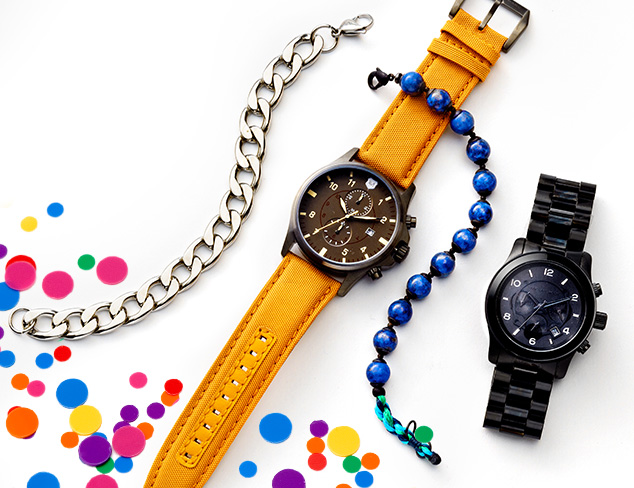 All In the Wrist: Watches & Bracelets at MYHABIT