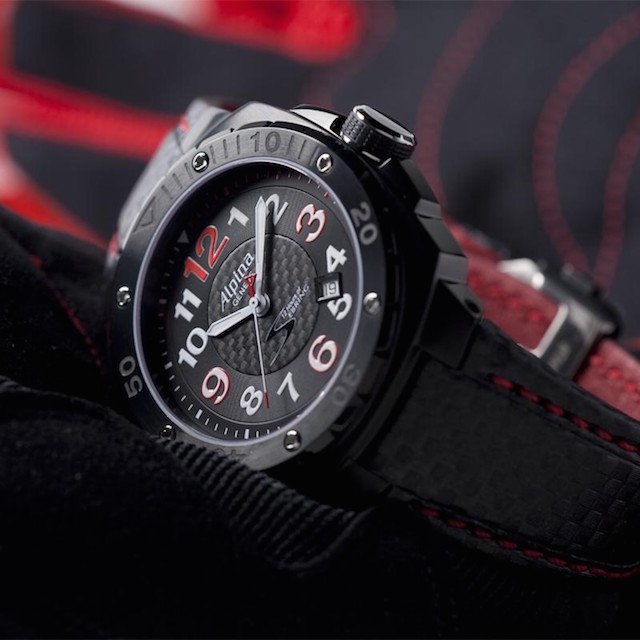 Alpina Racing 12 Hours of Sebring Automatic Chrono Watch AL-525BR5FBAES