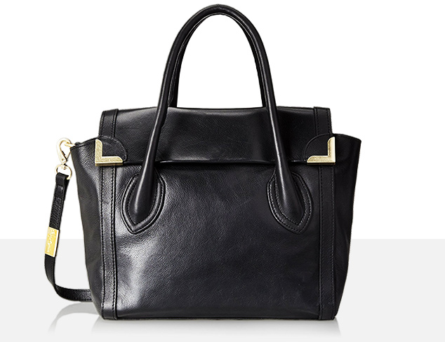 Back to Black: Handbags at MYHABIT
