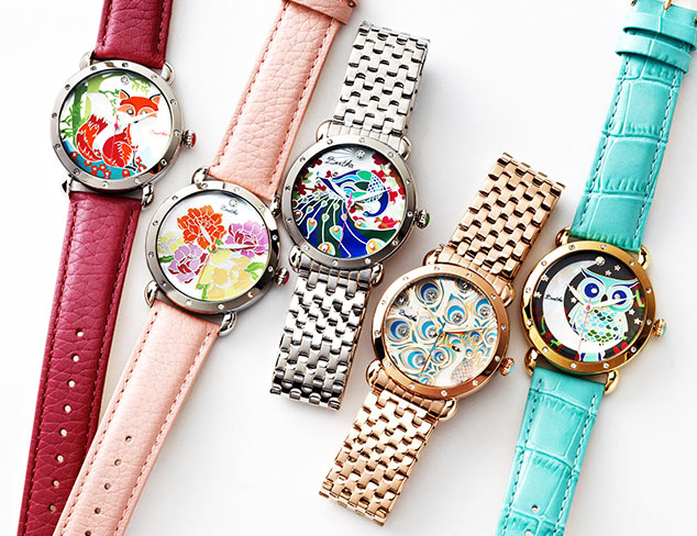 Bertha Watches at MYHABIT
