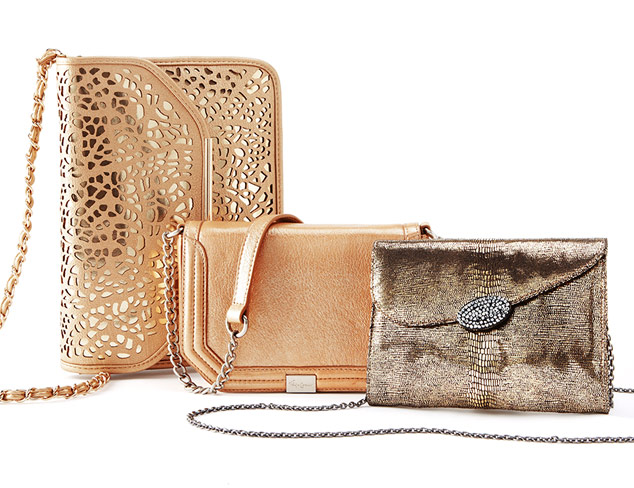 Best Bags: Shining Metallics at MYHABIT