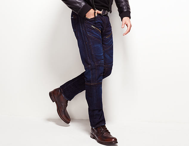 Downtown Denim at MYHABIT