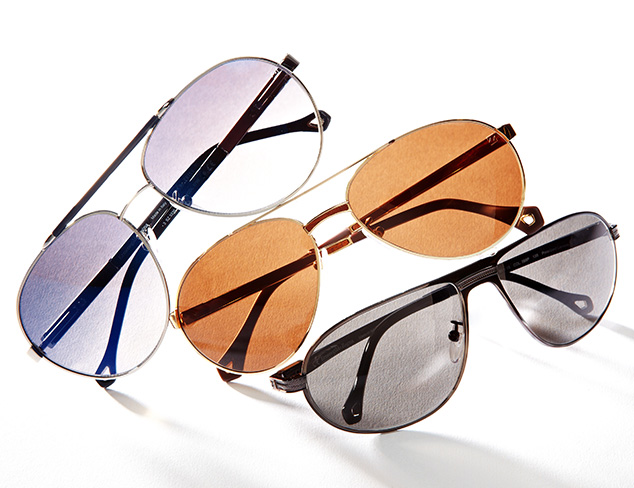 Ermenegildo Zegna Sunglasses at MYHABIT