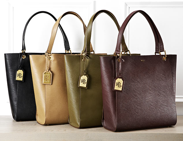 Everyday Bags feat. LAUREN Ralph Lauren at MYHABIT