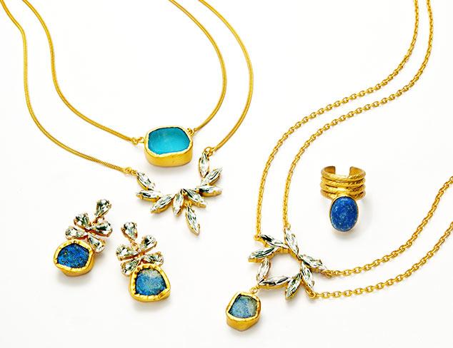 Gemstone Beauty: Zariin Jewelry at MYHABIT