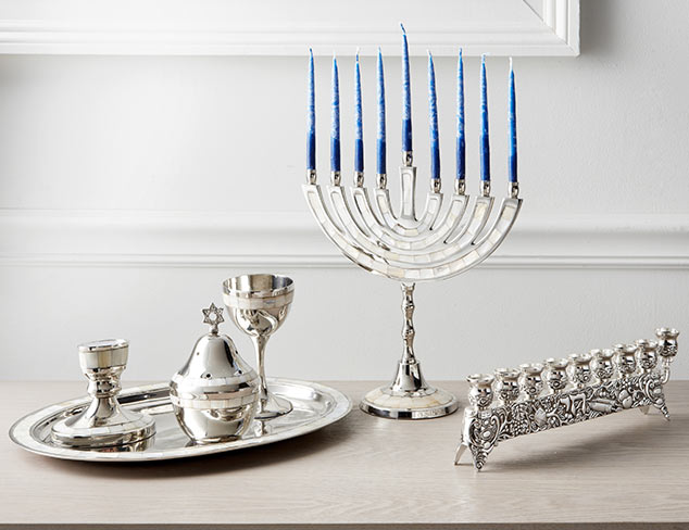 Happy Hanukkah at MYHABIT