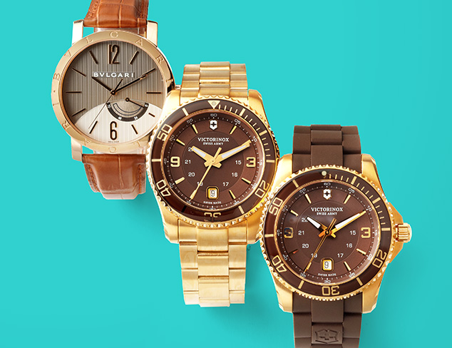 Holiday Style Staples: Watches at MYHABIT