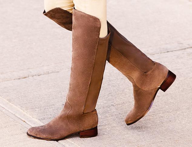 Kick Up Your Heels: Boots & Booties at MYHABIT