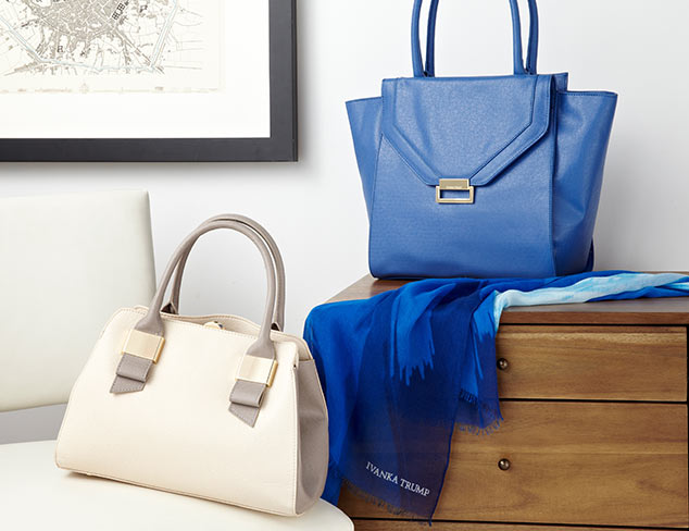 Ladylike Flair: Carryall Bags at MYHABIT