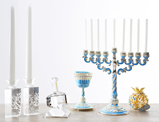 Last-Minute Hanukkah Prep at MYHABIT