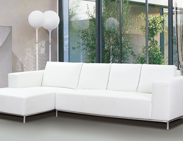 Let Them Stay Over: Sofas & Sectionals at MYHABIT