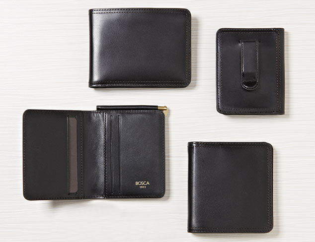Little Luxuries: Wallets & Belts at MYHABIT