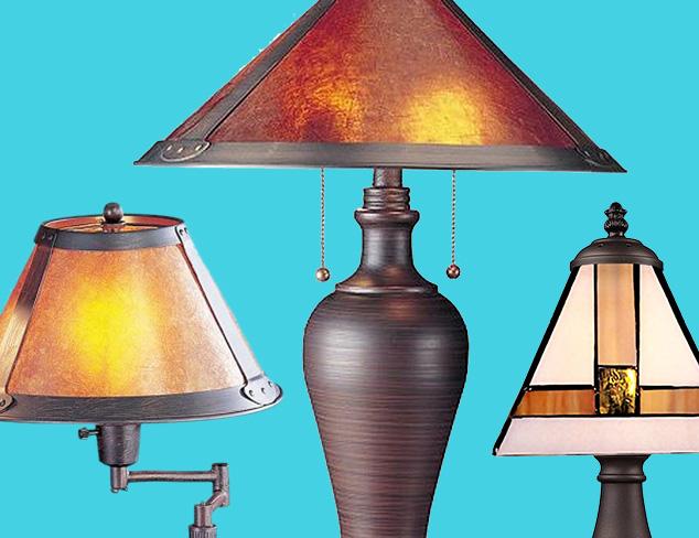 Lodge-Inspired Lighting at MYHABIT