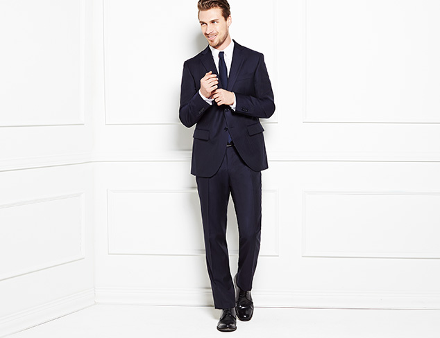 Luxury Suits & Sportcoats at MYHABIT