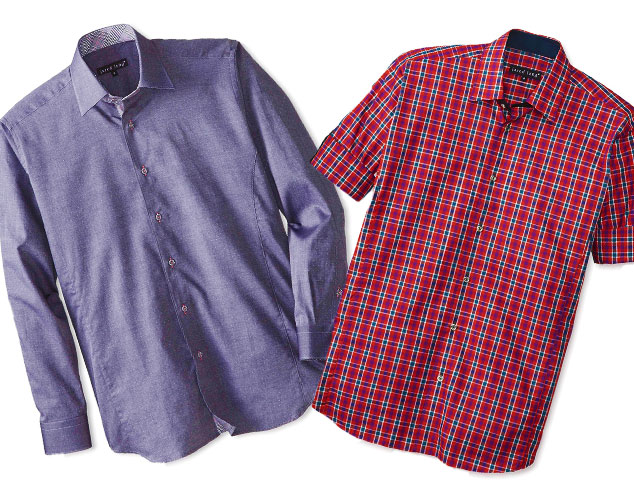 New Arrival: Jared Lang Shirting at MYHABIT