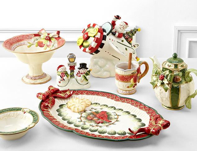 New Markdowns: Seasonal Tabletop at MYHABIT
