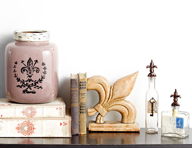 Old World Romance: Décor Accents at MYHABIT