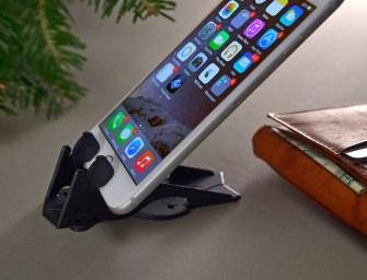 Pocket Tripod 360º Adjustable Card-Size iPhone Stand