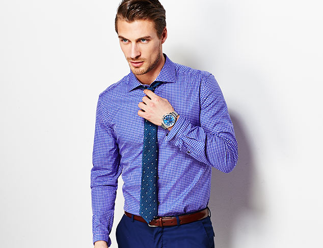 Robert Graham Dress Shirts & Cufflinks at MYHABIT