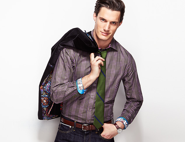 Robert Graham at MYHABIT