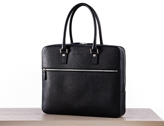 Salvatore Ferragamo Revival Briefcase