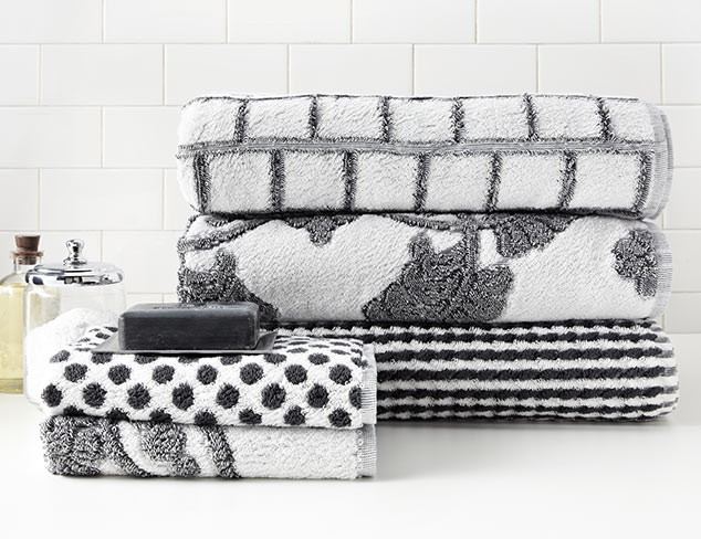 Spa-Ready Bath Towels & Accessories at MYHABIT
