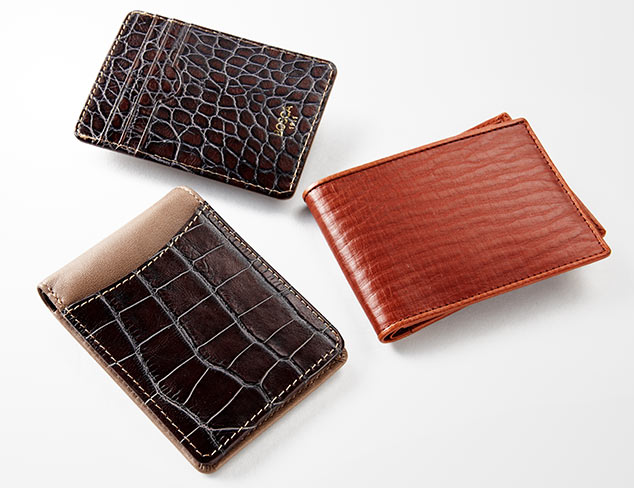Take It With You: Wallets, Bags & More at MYHABIT
