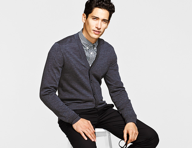 The Cardigan Sweater at MYHABIT