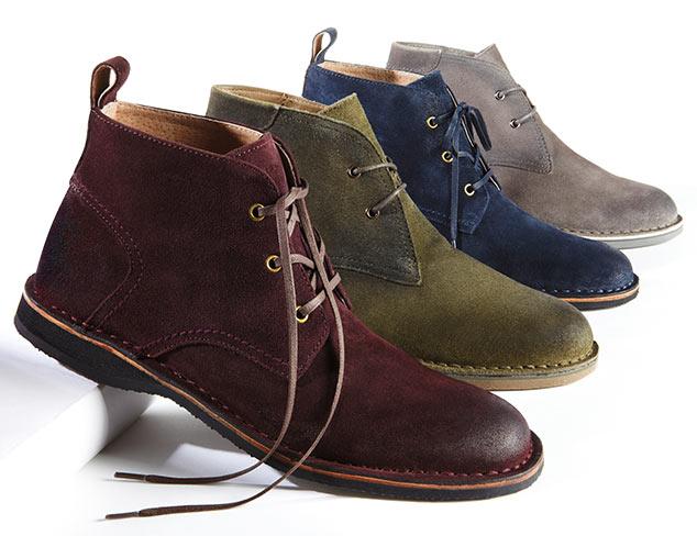 The Chukka Boot at MYHABIT