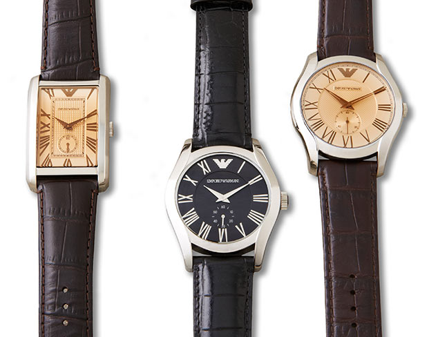 The Layered Look: Watches & Bracelets at MYHABIT