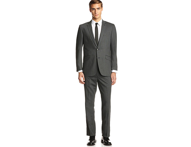 The Slim Fit Suit at MYHABIT