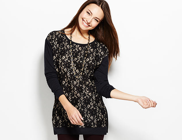 Up to 70% Off: Ella Moss, Three Dots & More at MYHABIT
