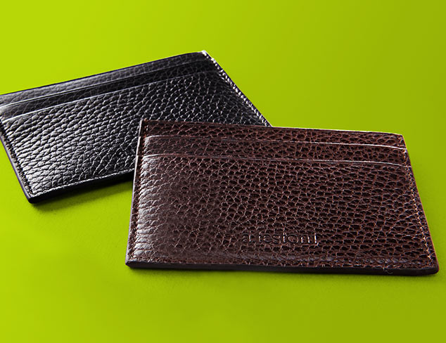 Up to 70% Off: Small Leather Goods at MYHABIT