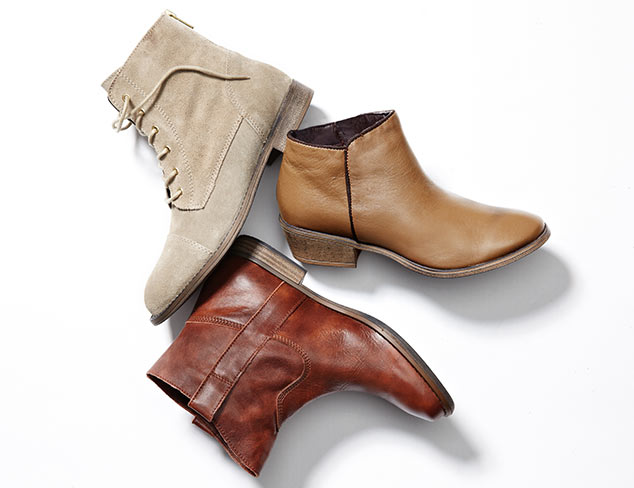 Up to 80% Off: Boots & Booties at MYHABIT