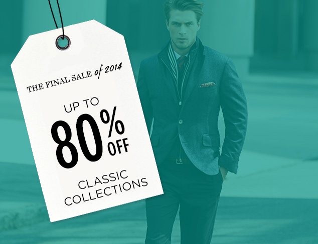 Up to 80% Off: Classic Collections at MYHABIT