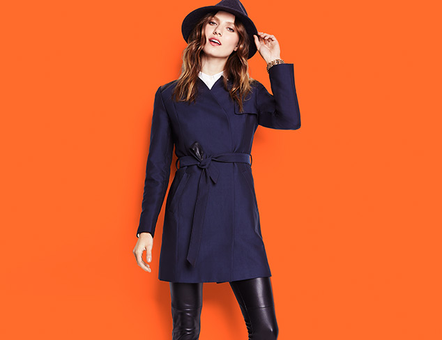Up to 80% Off: Trenches, Raincoats & More at MYHABIT