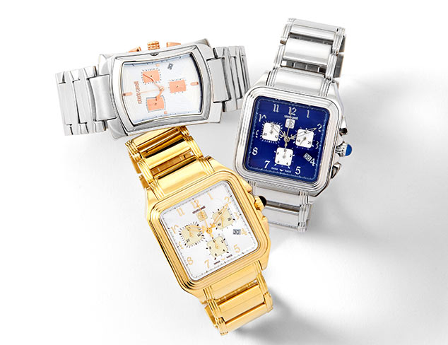 Watches feat. Roberto Cavalli at MYHABIT