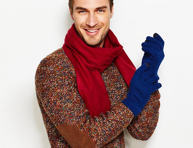 Winter Warmth: Gloves at MYHABIT