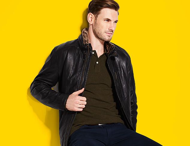 World of Andrew Marc Outerwear at MYHABIT
