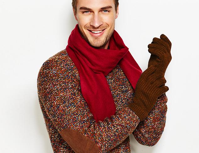 $39 & Under: Scarves, Gloves & Hats at MYHABIT