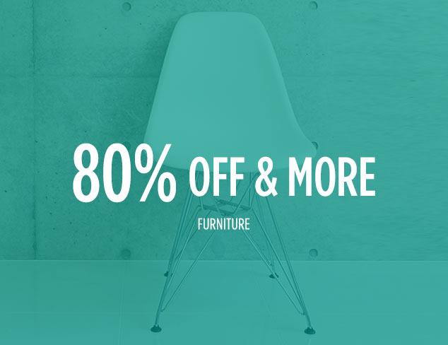 80% Off & More: Furniture at MYHABIT