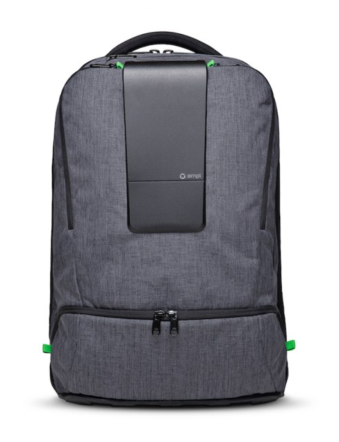 AMPL SmartBag Laptop Backpack with Built-in Battery_2