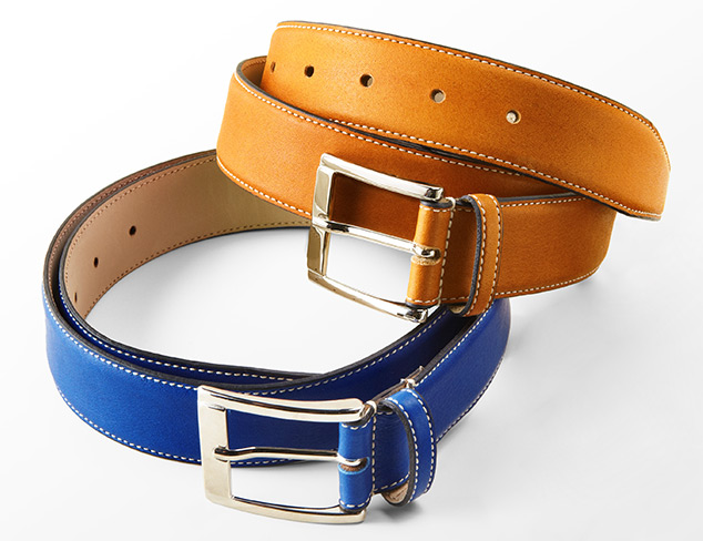 Belts feat. Leone Braconi at MYHABIT