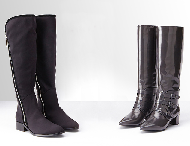 Best of Black: Boots & Booties at MYHABIT