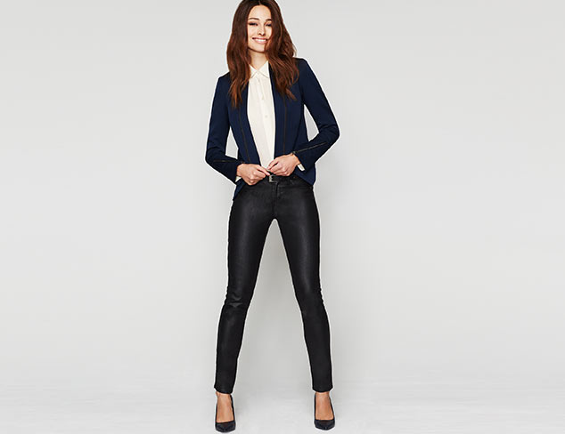 Better Together: Blazers & Skinny Jeans at MYHABIT