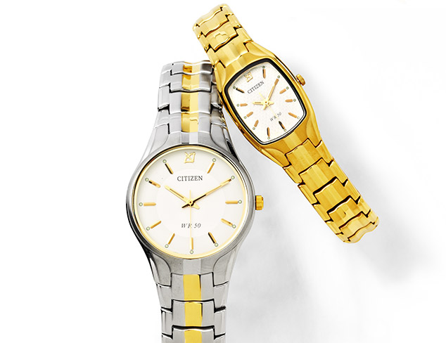 Business Casual: Watches feat. Citizen at MYHABIT