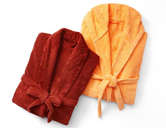 Carrara Bathrobes & Towels at MYHABIT