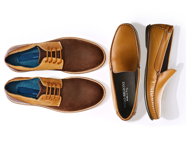 Casual Friday: Oxfords & Loafers at MYHABIT